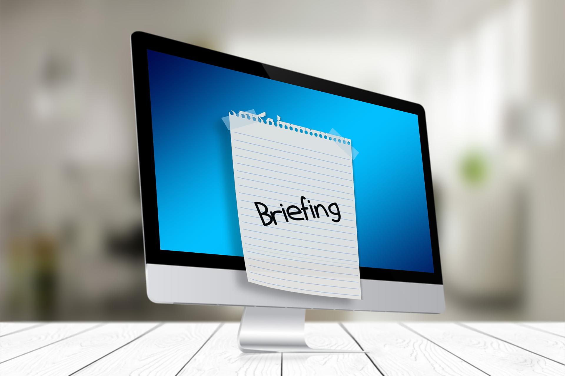 Élaborer le bon brief créatif en 3 étapes