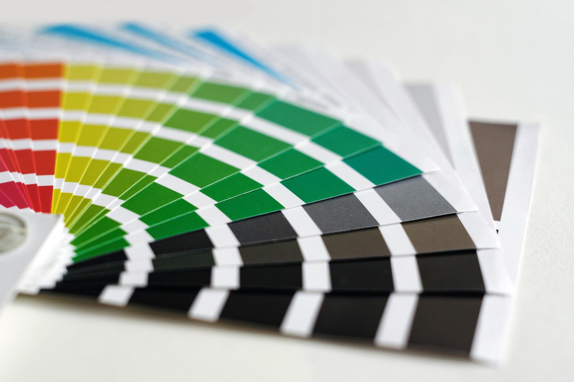 Création de palettes de couleurs : les outils que vous pouvez utiliser